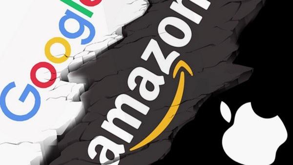 """Apple, Google, Amazon, công ty nào sẽ cán mốc giá trị """"nghìn tỷ đô"""" đầu tiên trong lịch sử?"""
