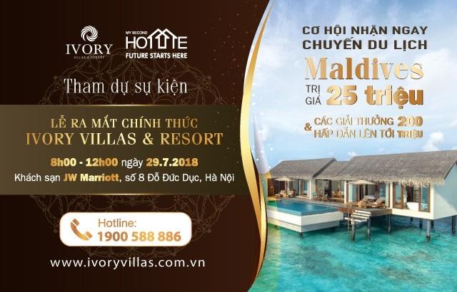 Ivory Villas & Resort ra mắt bộ sưu tập độc bản hướng núi The Grand Collection - 3