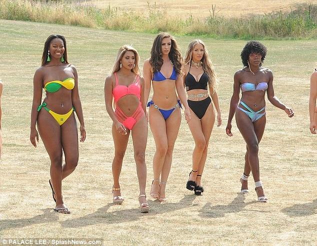 Sự kiện tôn vinh vẻ đẹp của phụ nữ ở mọi vóc dáng, màu da