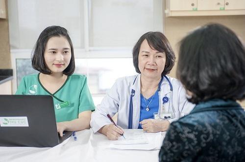Phụ nữ cần chủ động tầm soát ung thư định kỳ, đặc biệt là tầm soát các bệnh ở vú - phụ khoa.