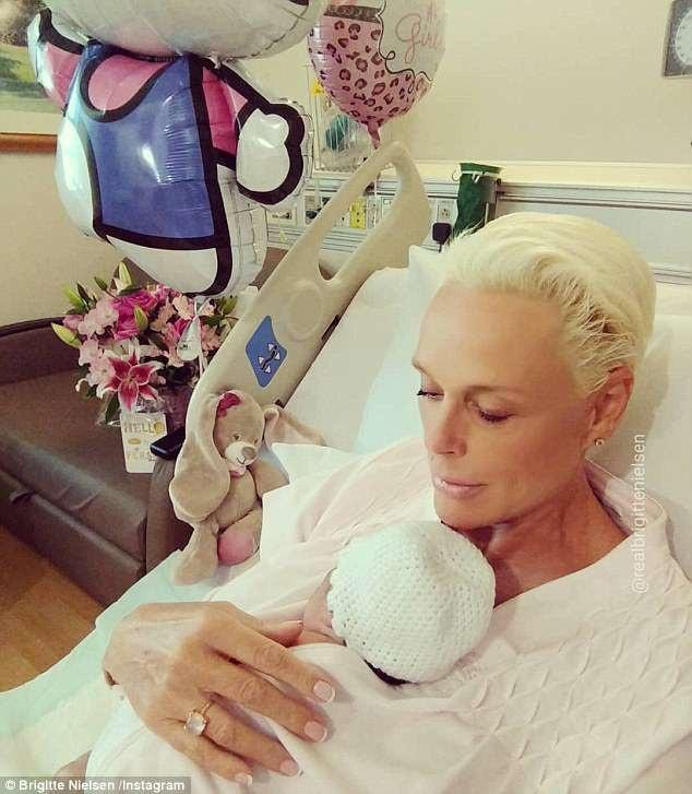 Đối với Brigitte, bà đã trải qua một quá trình dài với rất nhiều lần thất vọng khi cố gắng có thêm con.