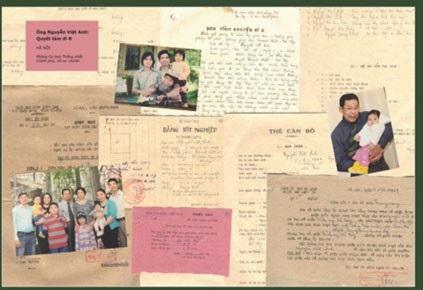 """Triển lãm tài liệu lưu trữ """"Kỷ vật đi B - Quảng Trị - Ngày trở về"""" - 5"""