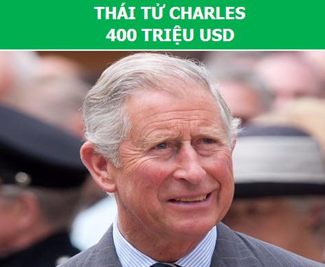 Ngỡ ngàng với mức độ giàu có của các thành viên Hoàng gia Anh - 5