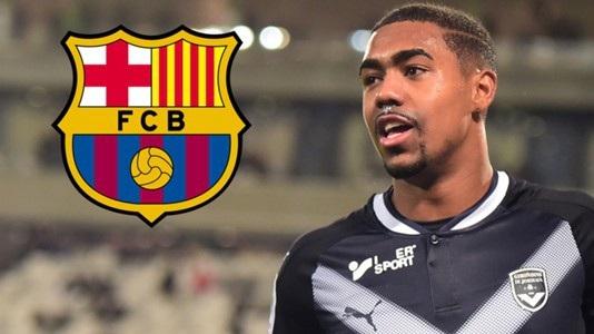 Malcom đã thành người của Barcelona