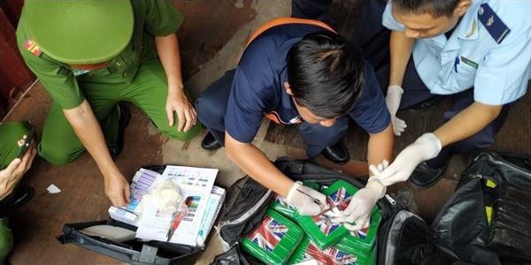 Khối lượng cực khủng cocaine được giấu tinh vi trong lô hàng thép phế liệu nhập khẩu của Pomina.