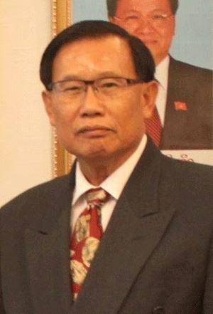 Đại sứ Lào tại Hàn Quốc Khamsouay Keodalavo (Ảnh: Korea Times)