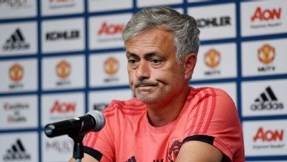 Mourinho tỏ ra bi quan trước khi mùa giải mới bắt đầu