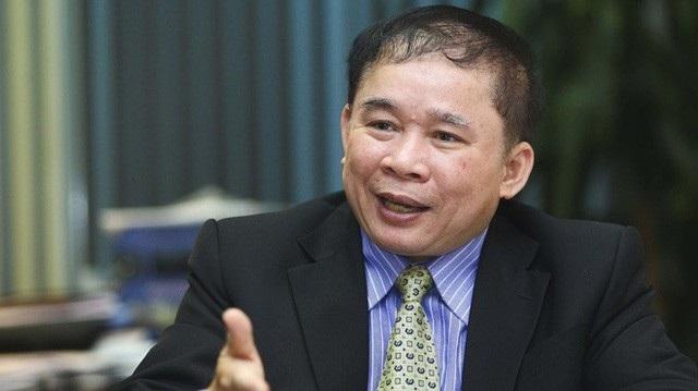 GS.TS Bùi Văn Ga, nguyên thứ trưởng Bộ GD&ĐT