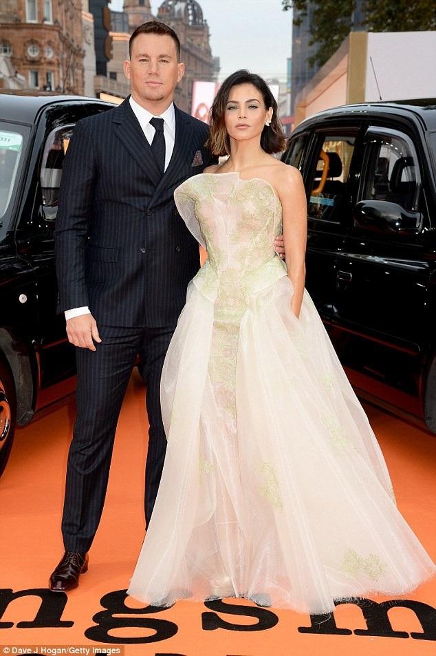 Jenna và Channing Tatum từng có 9 năm hạnh phúc bên nhau trước khi quyết định ly dị vào tháng 4/2018.