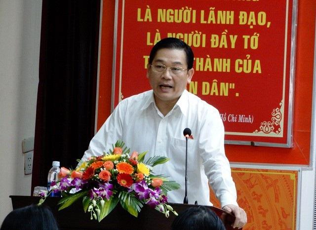 Ông Nguyễn Thanh Quang thôi giữ chức Bí thư Quận uỷ Thanh Khê và được điều động giữ chức Bí thư Quận uỷ Hải Châu