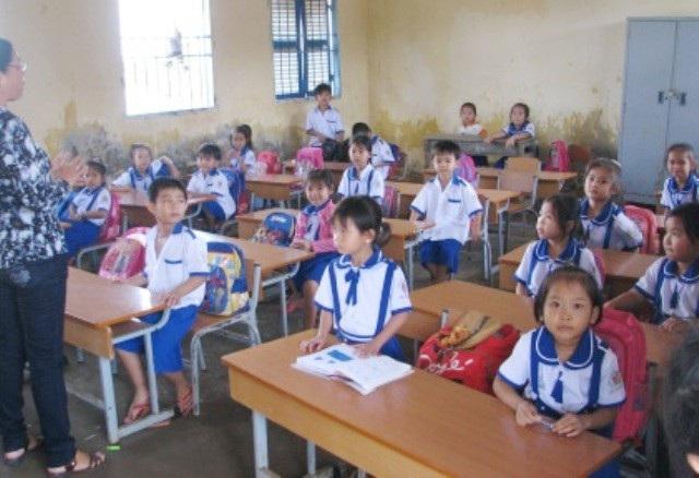 Nhiều giáo viên ở Cà Mau sẽ bị cắt hợp đồng trước ngày 1/9/2018. (Ảnh minh họa)