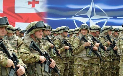 Giấc mộng được NATO kết nạp của Gruzia gặp khó bởi quyết tâm ngăn chặn của Nga.