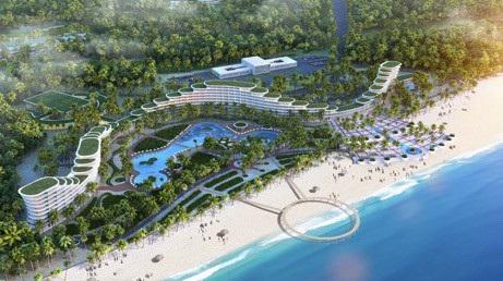 FLC Quy Nhơn là quần thể sinh thái hội tụ dịch vụ nghỉ dưỡng và giải trí đẳng cấp