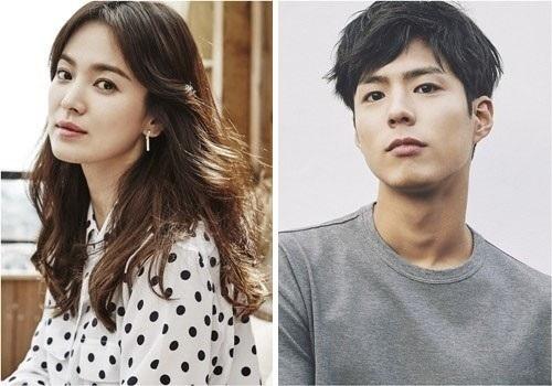 Song Hye-kyo; Park Bo-gum