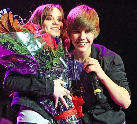 Lịch sử tình trường của Justin Bieber - 13