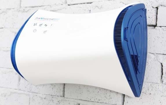 Máy khử trùng không khí bảo vệ sức khoẻ gia đình mùa dịch cúm - 3