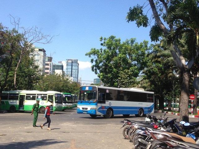 Hiện nay, một phần công viên 23/9 được dùng làm nơi đậu xe buýt. Ngoài ra, nơi đây còn có trung tâm mua sắm, văn phòng, nhà hàng, trung tâm ca nhạc...