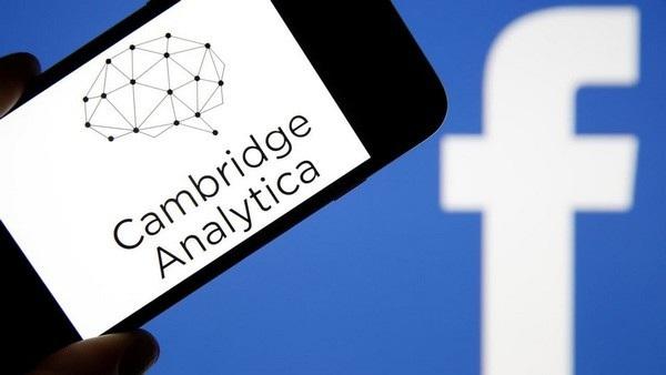 Facebook tiếp tục bị điều tra vì vụ bê bối Cambridge Analytica