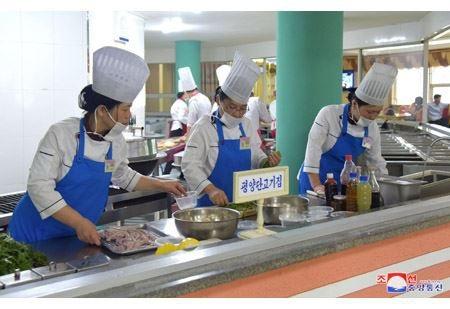 Cuộc thi chế biến món thịt chó ở Bình Nhưỡng thu hút sự chú ý từ dư luận
