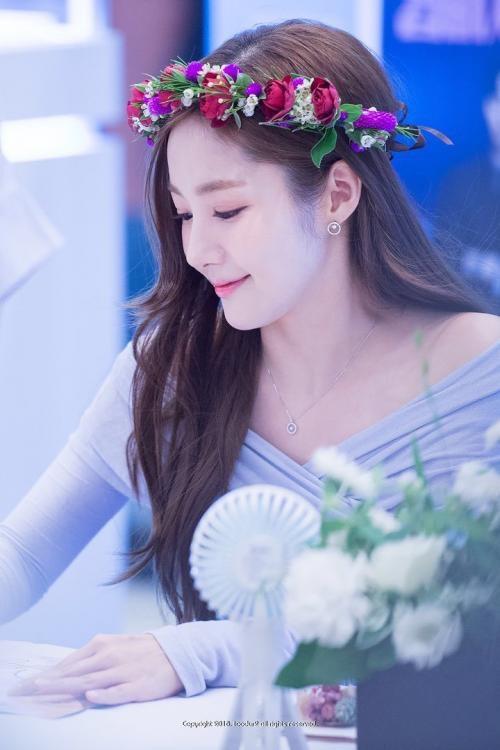 """Mê mẩn ngắm vẻ thần tiên của """"thư ký Kim"""" Park Min Young - 10"""