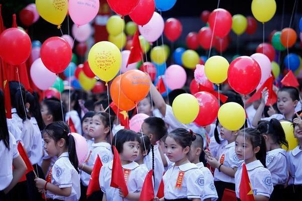 Học sinh Nghệ An sẽ tựu trường vào ngày 20/8.