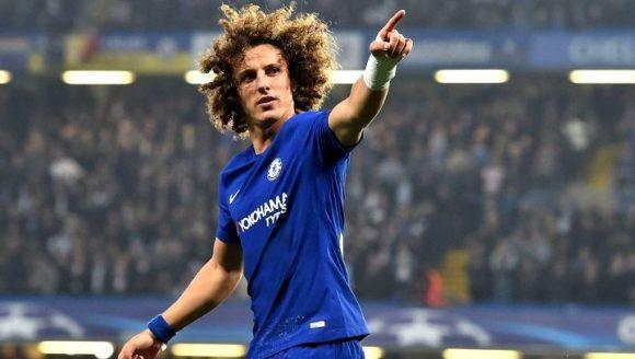 David Luiz được trọng dụng dưới thời HLV Maurizio Sarri