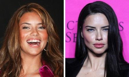 Cân nhắc kĩ thì Adriana Lima ngày xưa còn xinh đẹp hơn cả bây giờ nhưng thần thái của hiện tại mới xứng với đẳng cấp vedette