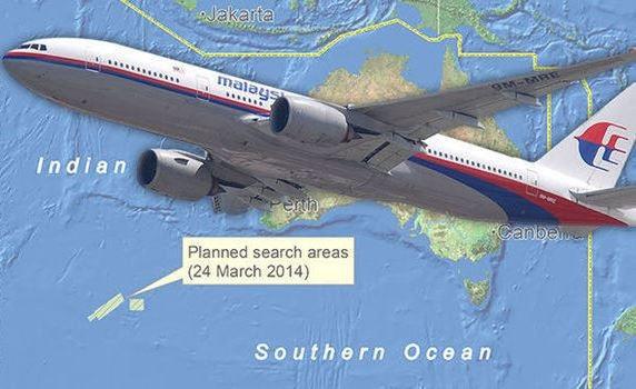 Máy bay MH370 của Malaysia Airlines mất tích hồi tháng 3/2014 khi trên đường từ Kuala Lumpur đi Bắc Kinh. (Ảnh: Getty)