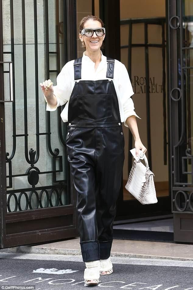 Nữ danh ca Celine Dion