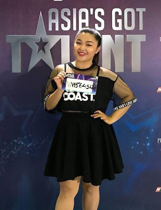 Bích Ngọc - Á quân Vietnam Idol 2015 tham gia Tìm kiếm tài năng Châu Á