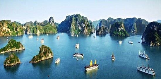 Những điểm đến hấp dẫn khách quốc tế tại Việt Nam - 2