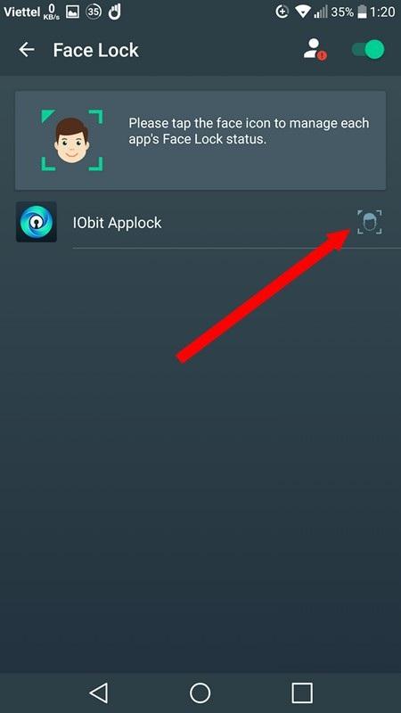 Tuyệt chiêu mang chức năng bảo mật gương mặt lên smartphone Android - 6