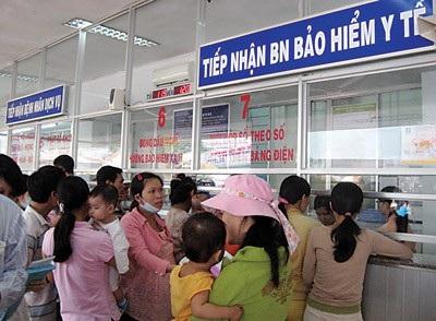 Bội chi Quỹ BHYT: 13 địa phương sử dụng trên mức cho phép 200 triệu đồng - 1