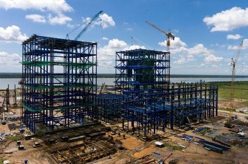 Dự án Nhiệt điện Long Phú I vẫn đang được triển khai nhưng tiến độ bị chậm lại (Ảnh minh họa)