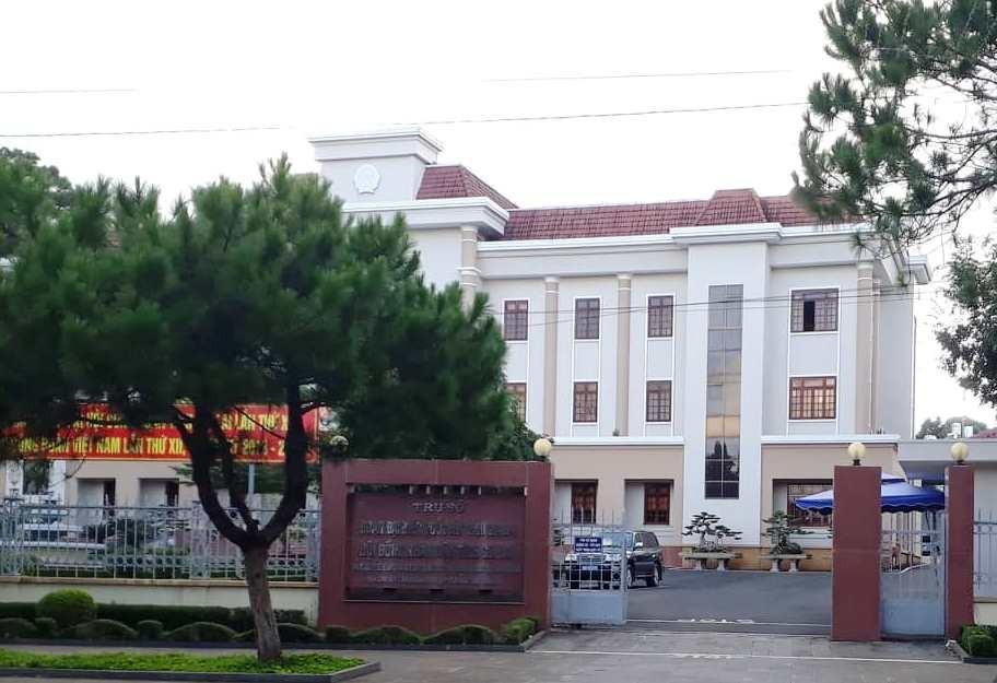 Trụ sở HĐND tỉnh Gia Lai