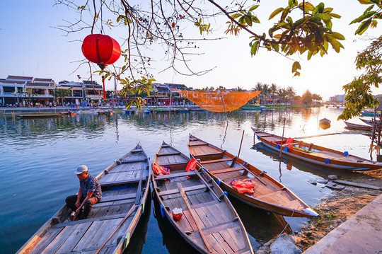 Nhiều người lo ngại dự án ảnh hưởng đến không gian Hội An - Ảnh: Hà Nguyễn