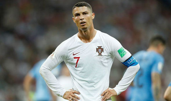 C.Ronaldo đứng trước khả năng đầu quân cho Juventus