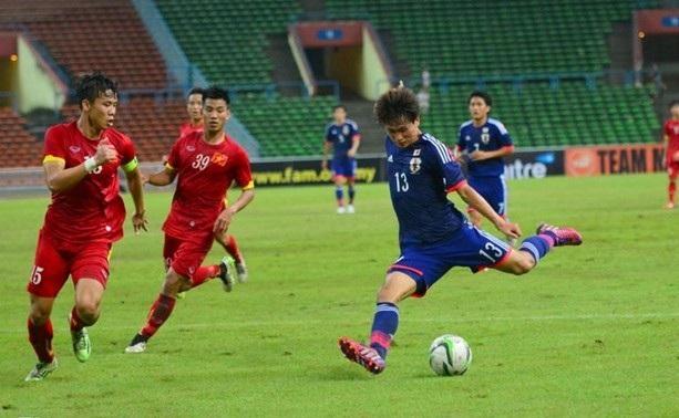 U23 Việt Nam ở cùng bảng đấu với Nhật Bản tại Asiad