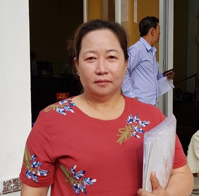Bà Huỳnh Ngọc Bích được nhiều người dân gọi là nữ hoàng lục bình.