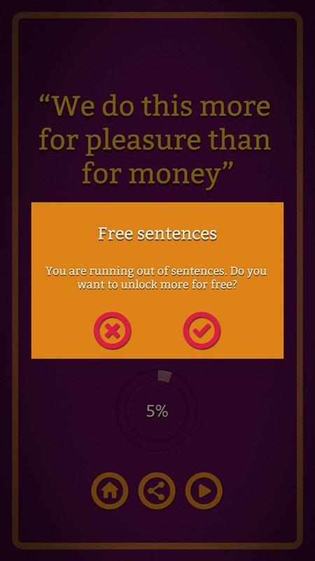 Ứng dụng miễn phí giúp vừa chơi, vừa học kỹ năng đặt câu trong tiếng Anh - 4