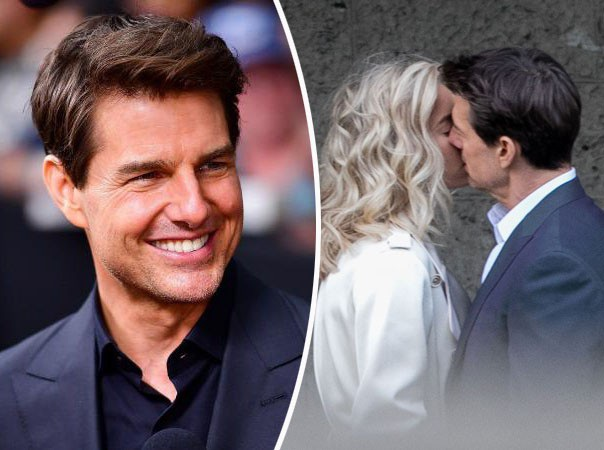 """Nữ diễn viên khốn khổ vì bị đồn là """"tình mới"""" của Tom Cruise - 1"""