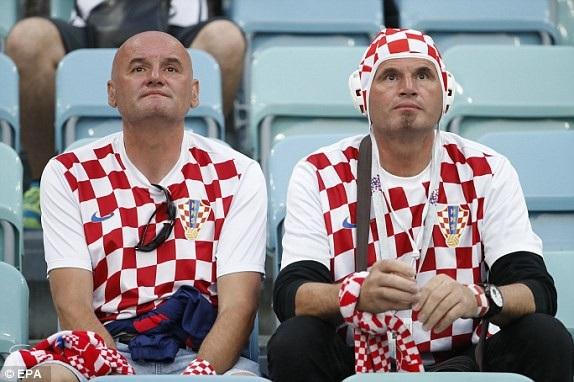 """Nga 2-2 Croatia (penalty 3-4): Tiếc nuối cho """"Gấu Nga"""" - 28"""