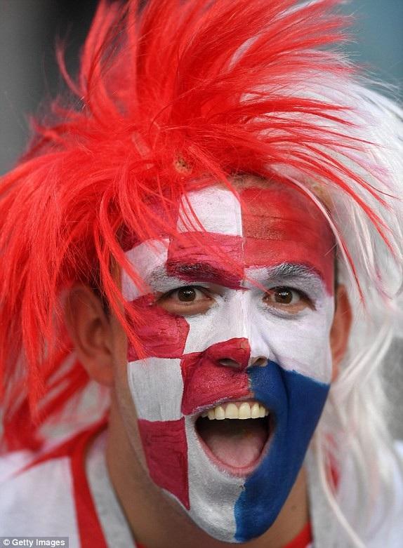 """Nga 2-2 Croatia (penalty 3-4): Tiếc nuối cho """"Gấu Nga"""" - 29"""