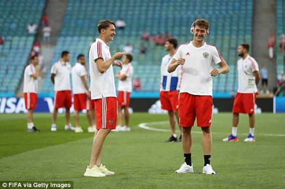 """Nga 2-2 Croatia (penalty 3-4): Tiếc nuối cho """"Gấu Nga"""" - 26"""