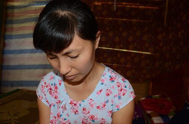 Người mẹ này đã chịu quá nhiều đau khổ, khi phát hiện con mắc ung thư máu, thì ngay sau đó chị lại mất đi đứa con trong bụng.