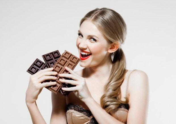 Ăn kẹo sô-cô-la để giảm cân? - 1