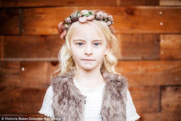 Daisy Demetree (7 tuổi)