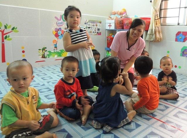 Nhu cầu tuyển dụng giáo viên bậc mầm non ở TPHCM rất cao