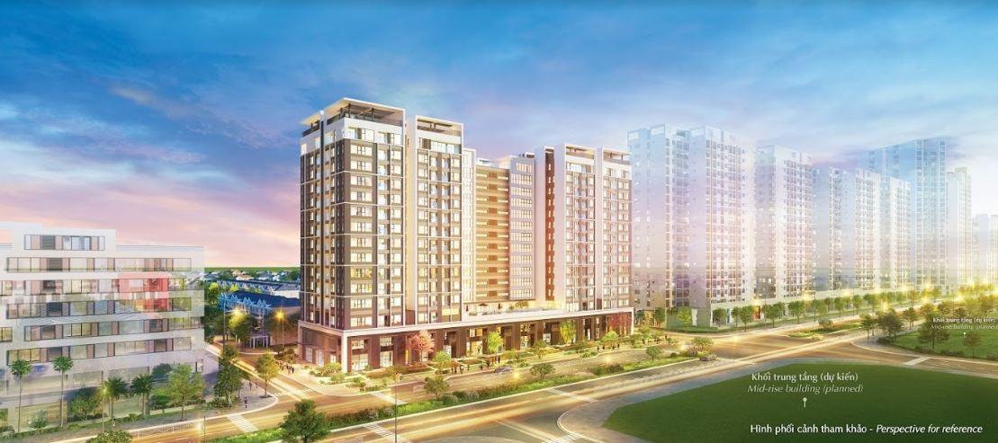 """Dự án chung cư đầu tiên xây hồ bơi """"siêu sang"""" dành riêng cho cư dân - 11"""