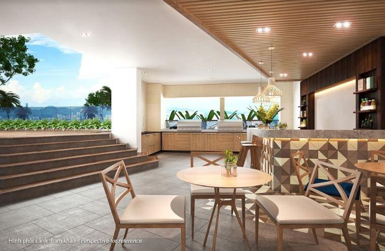"""Dự án chung cư đầu tiên xây hồ bơi """"siêu sang"""" dành riêng cho cư dân - 7"""